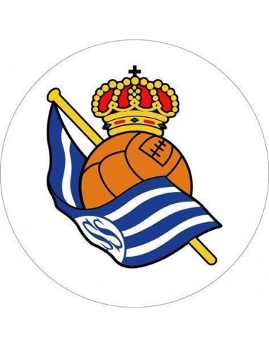 Papel de azúcar escudo Real Sociedad Nº45