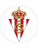 Papel de azúcar escudo Sporting de Gijón Nº46