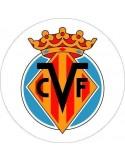 Papel de azúcar escudo Villarreal Nº47
