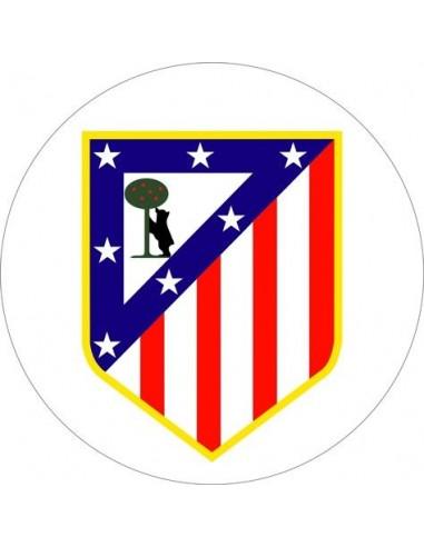 Papel de azúcar escudo Atlético de Madrid Nº53
