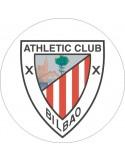 Papel de azúcar escudo Áthletic de Bilbao