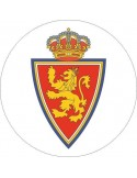 Papel de azúcar escudo Real Zaragoza Nº50