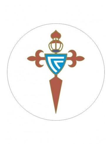 Papel de azúcar escudo Celta de Vigo Nº62