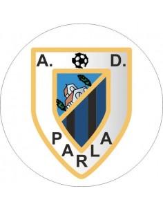 Papel de azúcar escudo A.D. Parla