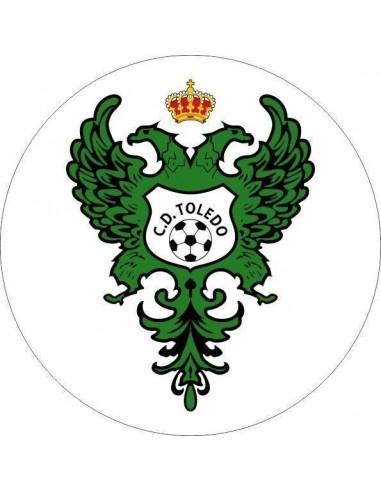 Papel de azúcar escudo Toledo Nº68