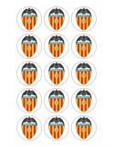 Papel de azúcar escudo Valencia para galletas Nº79