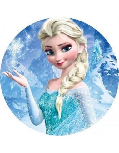 Papel de azúcar Frozen Nº36