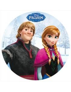 Papel de azúcar Frozen Nº40