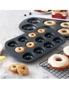 Molde mini donuts
