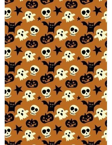 Papel de azúcar Halloween Nº 27