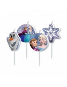 Velas Frozen
