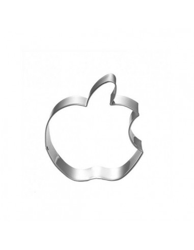 Cortador manzana mordida