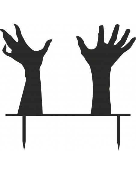 Topper manos