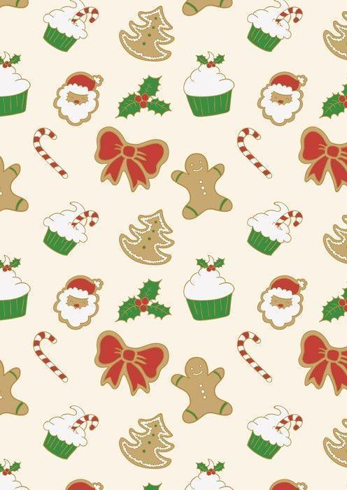 papel de azucar navidad