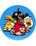 Papel de azúcar Angry Birds
