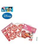 Obleas para galletas Minnie Mouse