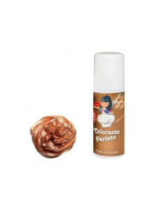 Colorante Spray Bronce