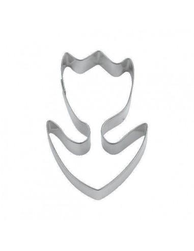 Cortador Metálico Tulipán