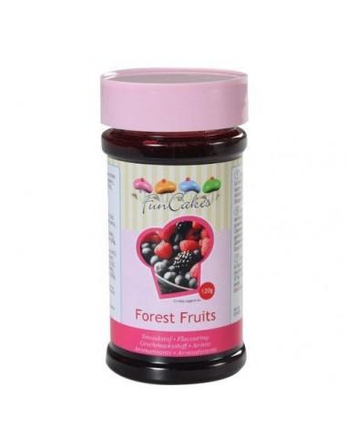 FunCakes Aroma en Pasta Sabor Frutas del Bosque