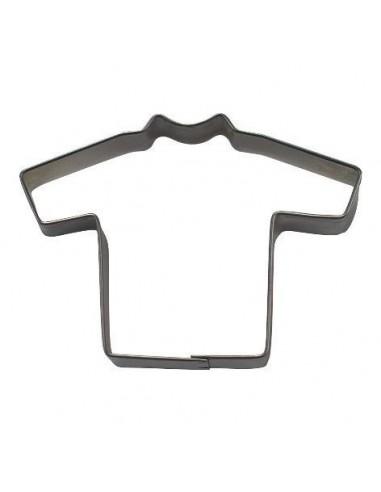 Cortador camiseta de futbol 7cm