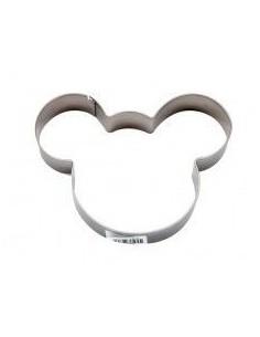 Cortador Metálico Cabeza de Mickey Mouse