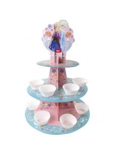 Soporte Cupcakes Frozen