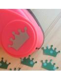 Troqueladora corona 2,5 cm