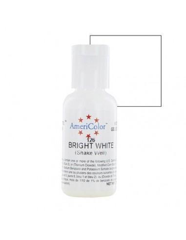 Colorante Blanco Americolor