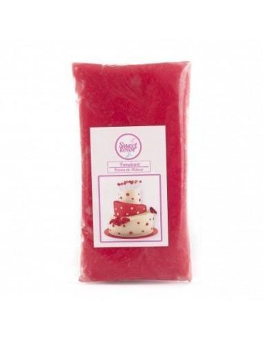 Fondant rojo sweet kolor 1 Kg