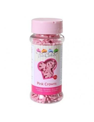 FunCakes Coronitas Rosas