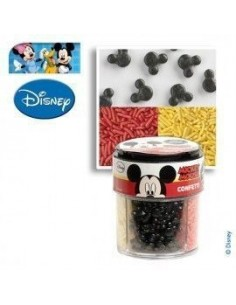 Surtido sprinkles Mickey Mouse
