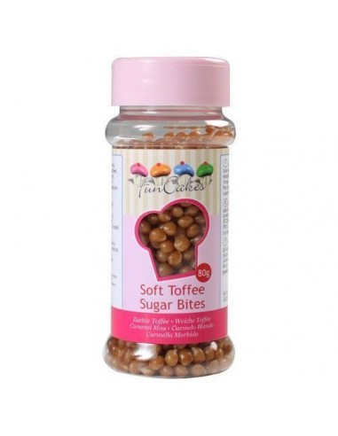 FunCakes Bocados de azúcar de Toffee