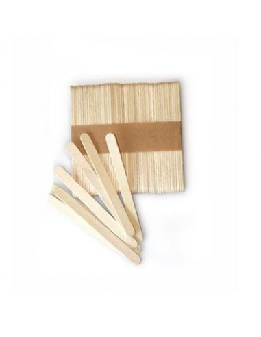 Palos para helados de madera