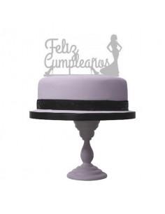 Topper Cumpleaños