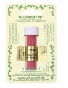 Colorante en polvo Rosado Sugarflair