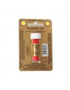 Colorante en Polvo Rojo Amapola POPPYRED Sugarflair