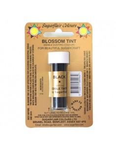 Colorante en polvo Negro Blossom Tint - Sugarflair