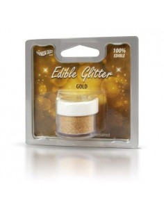Purpurina Comestible Oro Rainbow Dust