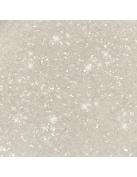 Purpurina Comestible Blanca Rainbow Dust
