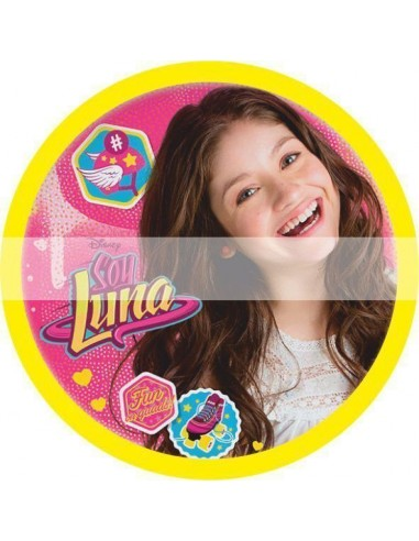 Papel de azúcar Soy Luna