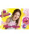 Papel de azúcar Soy Luna personalizado
