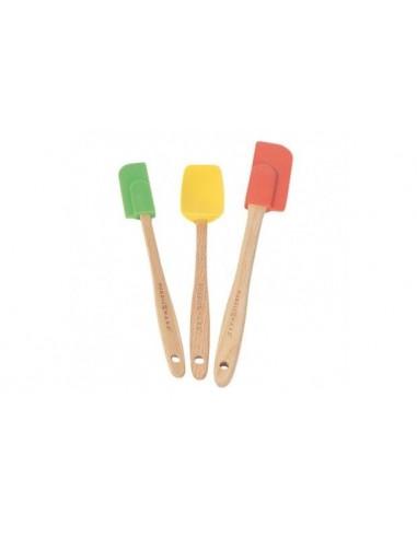 Set 3 espátulas de silicona Nordic Ware