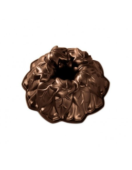 Molde Bundt Harvest Leaves Nordic Ware