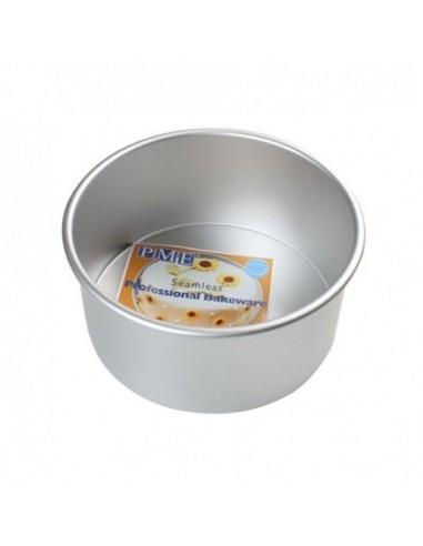 Molde de aluminio extra profundo 15 cm PME