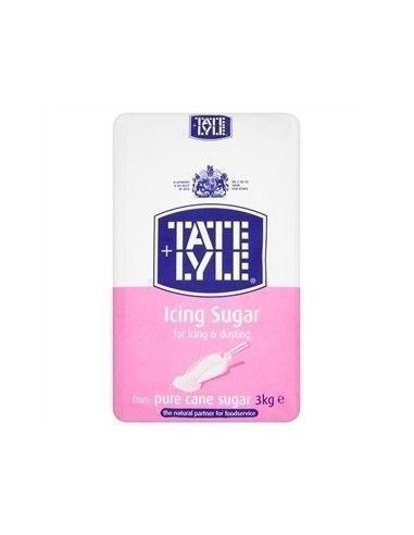 Azúcar glas (Icing sugar) - 3 Kg