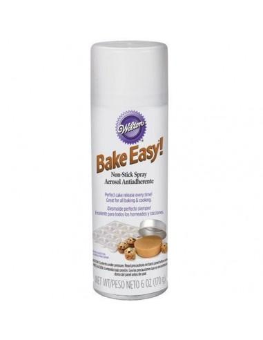 Wilton Spray Desmoldante Antiadherente Bake Easy