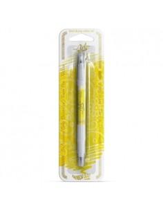 Rotulador de Doble Cara amarillo RD