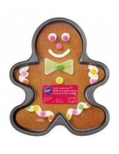 Molde gingerbread gigante Wilton