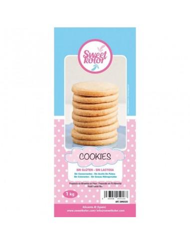 mezcla galletas sin gluten