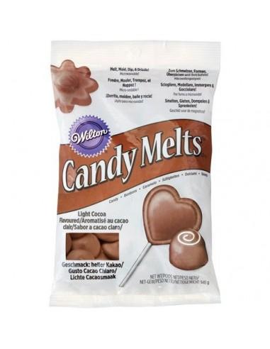 Candy Melts cacao light